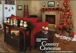 Lakeside Home Decor Lakeside Country Christmas In Country Sampler Magazine Lakeside Blog