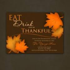 thanksgiving invitation printable dinner by thatpartychick