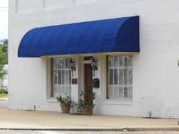 Canvas Awning Canvas And Aluminum Awnings King Glass Inc