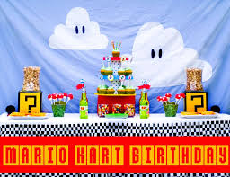 super mario brothers birthday party invitations u2014 criolla brithday