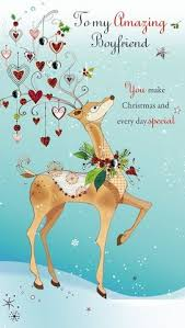 hand finished wonderful wife christmas card karenza paperie