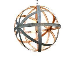 Recessed Lighting Fixtures Home Depot Wine Barrel Light Fixtures Atom Colossus Barrel Ring Chandelier