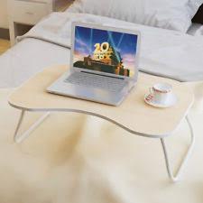 Folding Bed Table Folding Laptop Table Ebay