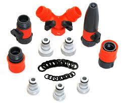 amazon com raaya hose splitter quick connectors set including