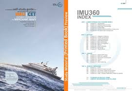 deck officer study guide imu cet 2017 full package amazon in imu360 books