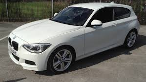 white bmw 1 series sport vwvortex com bmw 1 series midnight blue photoshop request