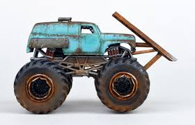 monster truck grave digger games davetaylorminiatures mad max monster trucks part 3