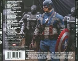 captain america avenger original score alan