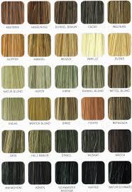 Hair Color Wheel Chart Hair Falls Wool Falls Dread Falls Hair Extensions Gothic Hair And