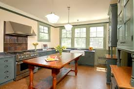rustic kitchen kitchen boston by allen