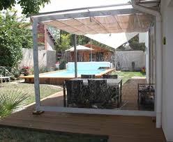 terrasse transparente bache coupe vent pour terrasse hauteur brise vue closdestreilles