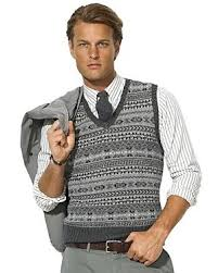 how to wear a sweater vest monochromatic color scheme and s