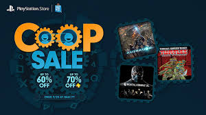 ps store black friday co op sale starts now save up to 60 u2013 playstation blog