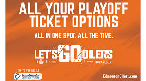 ticketmaster floor plan oilers playoff fan guide
