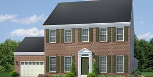 Single Family Home Designs New Single Family Home Designs At Canter Creek Upper Marlboro