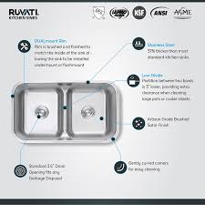 How Do I Replace A Kitchen Faucet Ruvati Rvm4350 Undermount 32