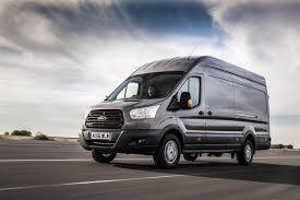 ford commercial ford transit vans to be fitted with side wind stabilisation