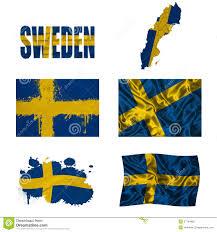 danish flag collage royalty free stock photography image 27742767