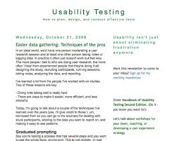 usability testing toolkit resources articles and techniques noupe