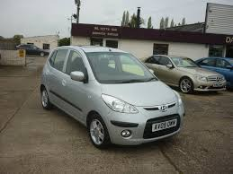used hyundai i10 2009 for sale motors co uk