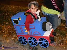 Thomas Tank Engine Halloween Costume Thomas Train Costume Diy Photo 4 6