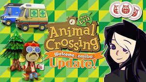 Happy Home Designer Villager Furniture Animal Crossing New Leaf Update Campground Secret Storeroom