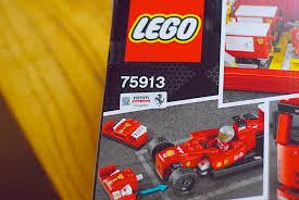 ferrari truck lego ferrari truck u2013 minifigology