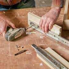 how to build an under cabinet drawer u2014 the family handyman