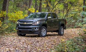 chevrolet 2018 chevrolet colorado in depth model review car and driver