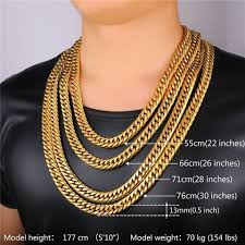 gold chain necklace wholesale images Hip hop chains for men jewelry wholesale yellow gold color thick jpg