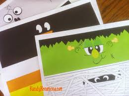 Free Printables For Halloween by Easy Halloween Decorations Free Printables For Tin Can Crafts