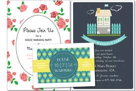 email housewarming invitations that wow