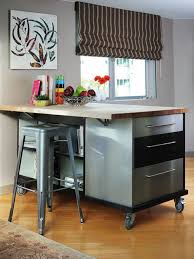 retro kitchen islands industrial kitchen island designs for retro look of the kitchen