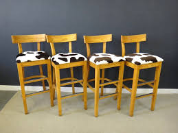 Cowhide Chair Australia Bar Stools Bar Stools With Cowhide Seats Cowhide Bar Stools With