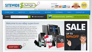 ebay designs variety superstore gets new ebay store design