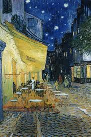 android wallpaper van gogh cafe terrace at night vincent van gogh iphone wallpaper download