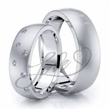wedding ring sets for him with lifetime warranty