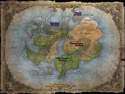 thedas map what are your five favorite settings