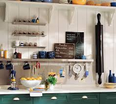 smart kitchen ideas white countertop plank wall smart kitchen small appliance storage