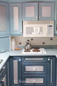 Best 25 Repainted Kitchen Cabinets by Melamine Kitchen Cabinets Kitchen Decoration