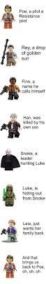 Lego Star Wars Meme - the sound of music star wars edition star starwars and fandoms
