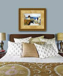 art blog for the inspiration place how to hang pictures like a