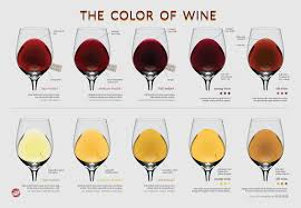 Color Meanings Chart by The Wine Color Chart Wine Folly