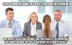 Interview Meme - livememe com interviews from hell