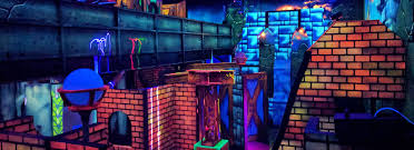 custom laser tag arenas and themes creative works