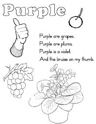 coloring pages purple coloring pages amazing color 48