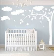 Cheap Wall Decals For Nursery Tree Wall Decal Nursery Wall Decor White Tree Wall Mural