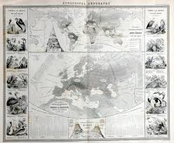 Map Of Europe Physical Features by Landmark Thematic Atlases