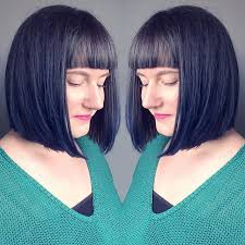 printable short hairstyles for women over 50 beautiful blunt bob hair ideas popular haircuts