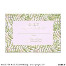 Wedding Reply Cards The 25 Best Blush Wedding Reply Cards Ideas On Pinterest Unique